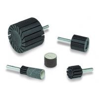Rubber Mandrels (Shaft Mounted) for Spirabands and Cones